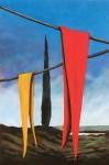 The colours you bring, oil on Belgian linen, 46x31cm, Luke Wagner 2008