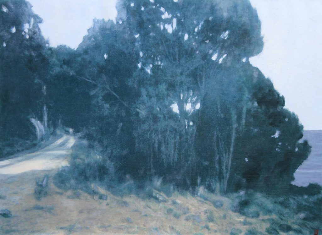 Palana Flinders Island, 2020, 92x122cm