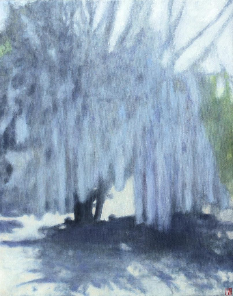 Weeping Sheoak 2, Wybalenna, 76x61cm
