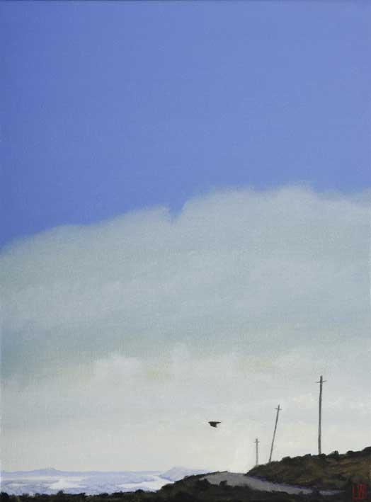 Bird on a wire Luke Wagner